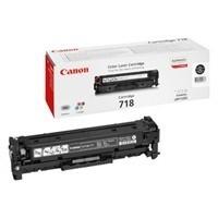 Canon - Canon 718Bk Toner Kartuş