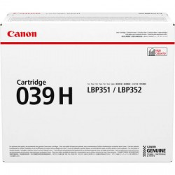 Canon - Canon CRG-039H Yüksek Kapasiteli Orjinal Toner