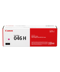 Canon - Canon CRG-046H 1252C002 Yüksek Kapasiteli Kırmızı Orjinal Toner