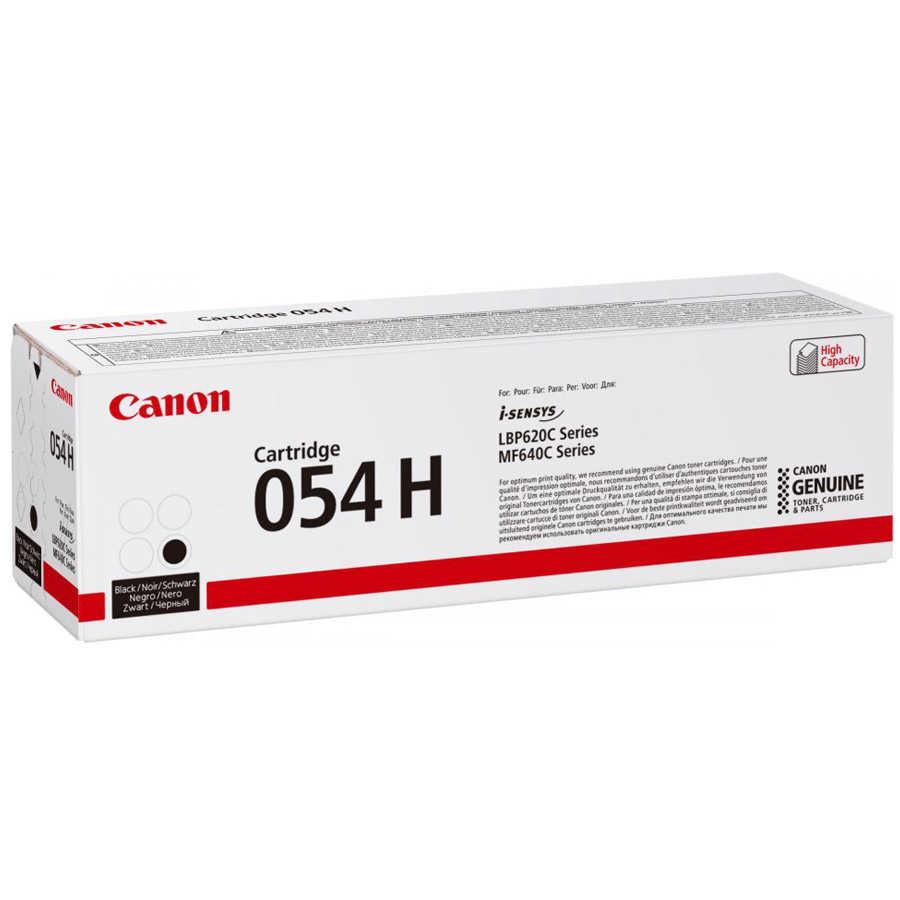 Canon CRG-054H Siyah Yüksek Kapasite Orijinal Toner