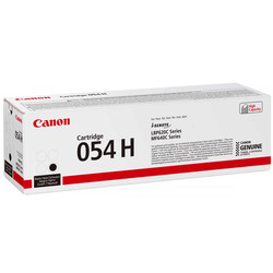 Canon - Canon CRG-054H Siyah Yüksek Kapasite Orijinal Toner