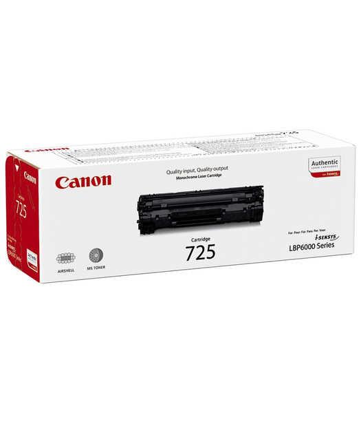 CANON CRG-725 3484B002 I-Sensys LBP 6030 Orijinal Toner