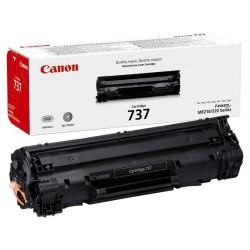 Canon - CANON CRG-737 Siyah Orjinal Toner