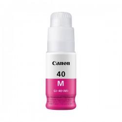 Canon - Canon GI-40 Kırmızı Şişe Mürekkep Orjinal
