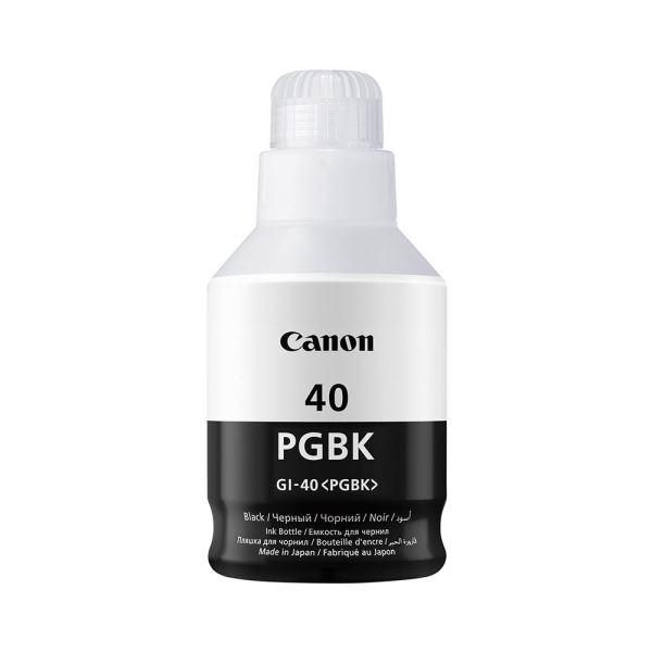 Canon GI-40 Siyah Şişe Mürekkep Orjinal