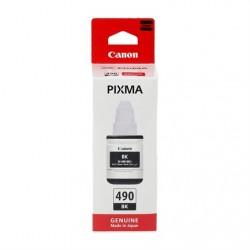 Canon - CANON GI-490BK SİYAH MÜREKKEP KARTUŞ G1400-G2400-G3400-G4400