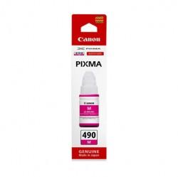 Canon - CANON GI-490M KIRMIZI MÜREKKEP KARTUŞ G1400-G2400-G3400-G4400