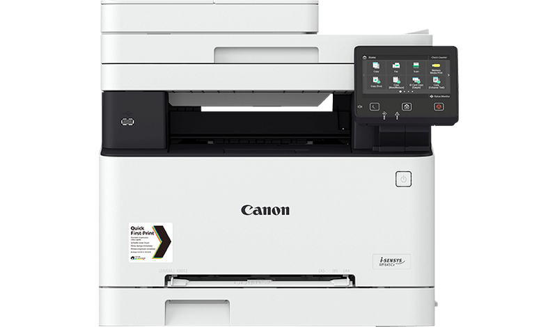 Canon i-Sensys MF645CX Renkli Lazer Yazıcı Wi-Fi