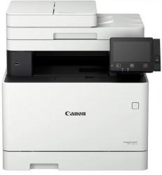 Canon - Canon MF746CX Renkli Lazer Yazıcı Tarayıcı Fotokopi Faks