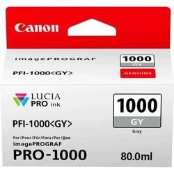 Canon - Canon PFI-1000 Gri Mürekkep Kartuş EUR/OCN (0552C001)