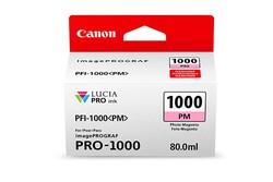 Canon - Canon PFI-1000 Kırmızı Mürekkep Kartuş EUR/OCN (0551C001)