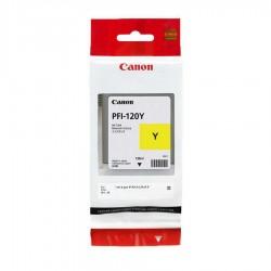 - Canon PFI-120Y Orjinal Sarı Kartuş