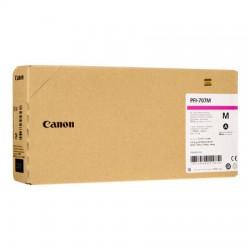 - Canon PFI-707M Orjinal Kırmızı Kartuş 9823B001