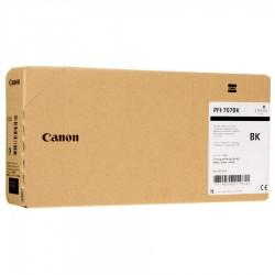 - Canon PFI-707BK Orjinal Siyah Kartuş 9821B001