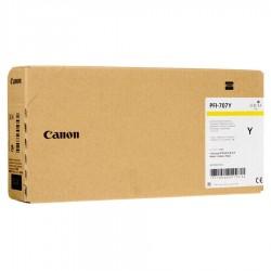 - Canon PFI-707Y Orjinal Sarı Kartuş 9824B001