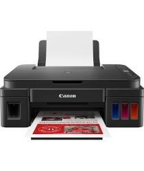 Canon - Canon Pixma G3411 Fotokopi + Tarayıcı + WiFi Tanklı Yazıcı