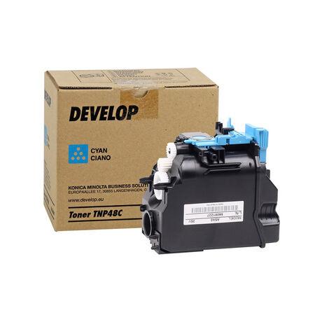 Develop TNP-48 Mavi Orjinal Toner A5X04D0