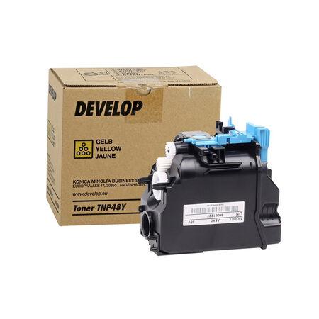 Develop TNP-48 Sarı Orjinal Toner A5X02D0