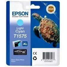 Epson - Epson 157540 Ink Cartridge Photo-Light Cyan