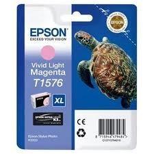 Epson - Epson 157640 Ink Cartridge Photo-Light Magenta