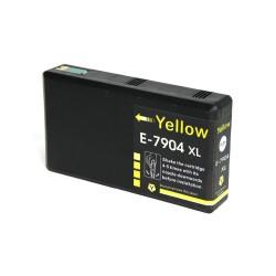 Epson - Epson 7904XL Sarı Muadil Kartuş