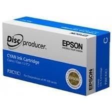 Epson - Epson Discproducer Ink Cartridge Cyan