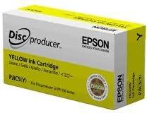 Epson - Epson Discproducer Ink Cartridge Yellow
