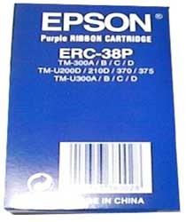 Epson - Epson Erc-38 Ribbon
