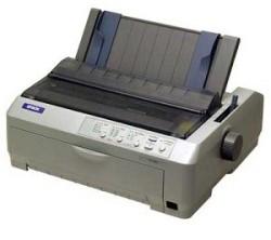 Epson - EPSON FX-890 9+9 pin 80 colon 566 cps Nokta Vuruşlu Yazıcı