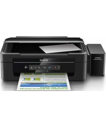 Epson - EPSON L386 COLOR TANK PRINT/SCAN