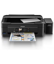 Epson - EPSON L486 COLOR TANK PRINT/SCAN