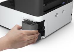 Epson - Epson M2140 Fotokopi + Tarayıcı Mono Çok Fonksiyonlu Tanklı Yazıcı