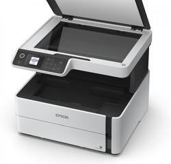 Epson M2140 Fotokopi + Tarayıcı Mono Çok Fonksiyonlu Tanklı Yazıcı - Thumbnail