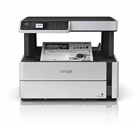 Epson M2140 Fotokopi + Tarayıcı Mono Çok Fonksiyonlu Tanklı Yazıcı
