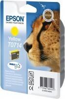 Epson - Epson T071440 Sarı Mürekkep Kartuş