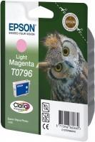 Epson - Epson T079640 Açık Kırmızı Mürekkep Kartuş