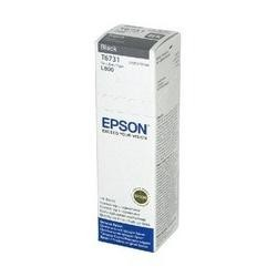 Epson - EPSON T6731 BLACK IN CONTAINER 70ml