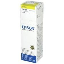 EPSON - EPSON T6734 YELLOW IN CONTAINER 70ml