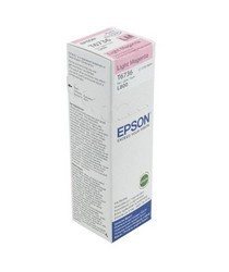 EPSON - EPSON T6736 LIGHT MAGENTA IN CONTAINER 70ml