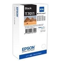 EPSON - Epson T701140 SİYAH Mürekkep Kartuş (XXL)