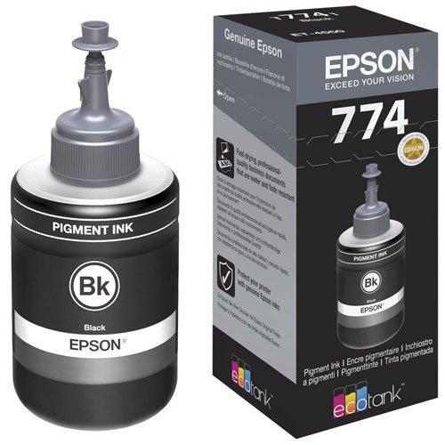 Epson T7741 C13T77414A Siyah Orijinal Mürekkep