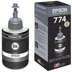 Epson - Epson T7741 C13T77414A Siyah Orijinal Mürekkep