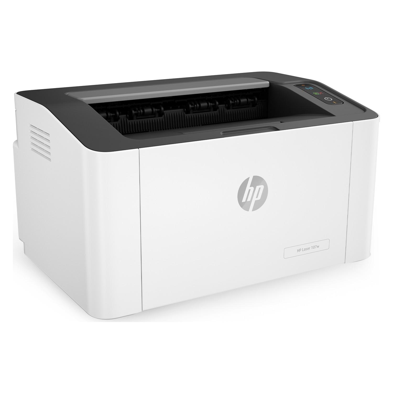 HP 107W Mono Lazer Wi-Fi Yazıcı 4ZB78A