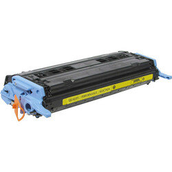 HP - HP 124A Q6002A SARI MUADİL TONER