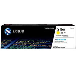 HP - Hp 216A W2412A Sarı Orjinal Toner Color Laserjet PRO M182n-M183fw