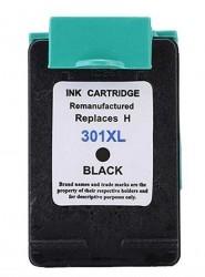 HP - Hp 301XL CH563E Siyah Muadil Kartuş