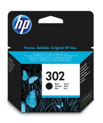 HP - HP 302 F6U66AE Siyah Orjinal Mürekkep Kartuş