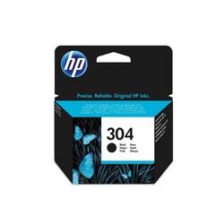HP - Hp 304-N9K06AE Siyah DeskJet 2632 Orijinal Kartuş