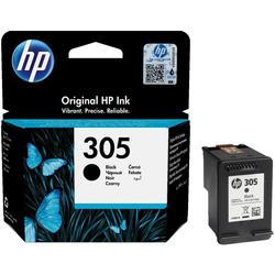 HP - HP 305 DeskJet 2710 Orjinal Siyah Kartuş 3YM61AE
