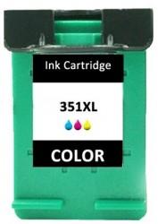 HP - Hp 351XL CB338E Renkli Muadil Kartuş